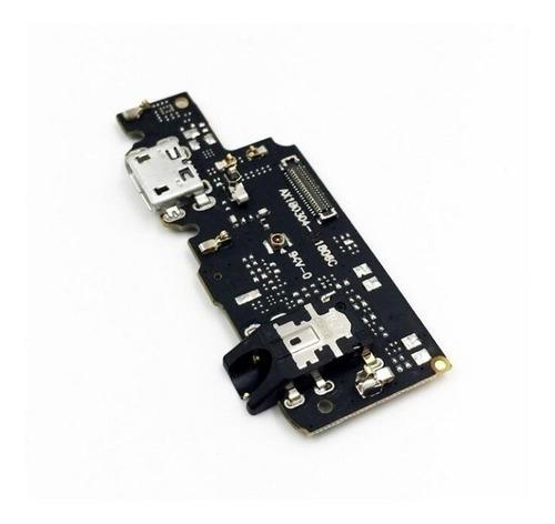 Placa Pin De Carga Auricular Microfono Xiaomi Redmi Note 5