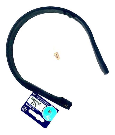 Fone Invisível Micro Escuta Ponto Eletronico D Ouvido Espião