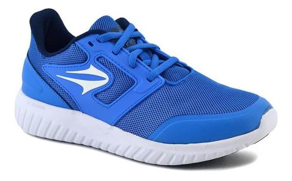 Zapatilla Topper Hombre Fast Running Azul Francia