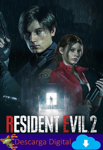 Resident Evil 2 2019 Remake Deluxe Edition Juego Pc Digital