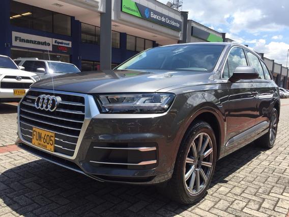 Audi Q7 Progressive 3.0 2018
