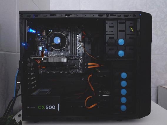 Pc Gamer Ryzen 5 2400g, Geforce Gtx 1050 Ti 4gb