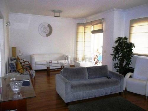 Apartamento Com 3 Dormitórios À Venda, 170 M² Por R$ 1.430.000,00 - Centro - Santo André/sp - Ap1052