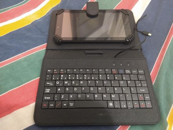 Tablet Com Teclado Marca Multileser