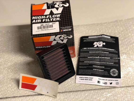 Filtro Ar Esportivo K&n Kn Bm-3117 Bmw G310r G310gs G310
