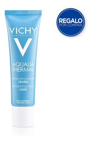 Imagen 1 de 9 de Crema Hidratante Pieles Normales Vichy Aqualia Thermal Liger