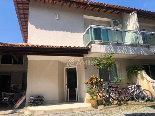 Casa À Venda, 100 M² Por R$ 800.000,00 - Camboinhas - Niterói/rj - Ca0757