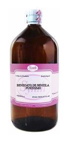 Benzoato De Benzila Frasco 1 Litro Synth