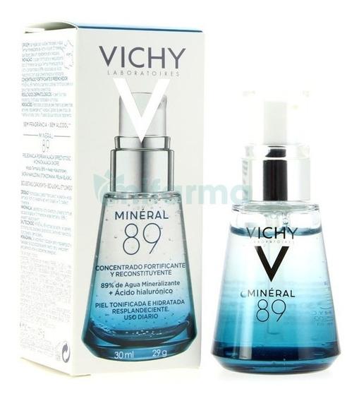 Vichy Minéral 89 - Concentrado Fortificante Preenchedor 30ml