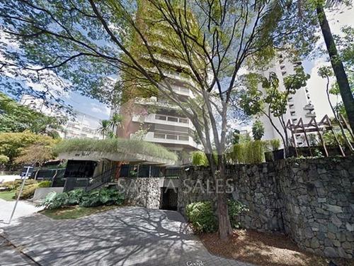 Maravilhoso Apartamento Em Moema Pássaros... Próximo Ao Parque Do Ibirapuera... Agende Sua Visita!!! - Ss25805