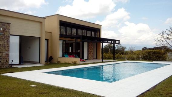 Casa Campestre Para Vender En Mocawa La Tebaida