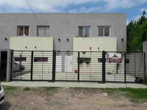 Imagen 1 de 13 de Duplex Con Dos Dorm. Patio Y Cochera En Los Polvorines