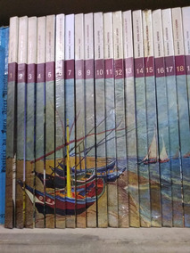 Coleção Folha Grandes Museus Do Mundo - 20 Volumes 2009 Folh