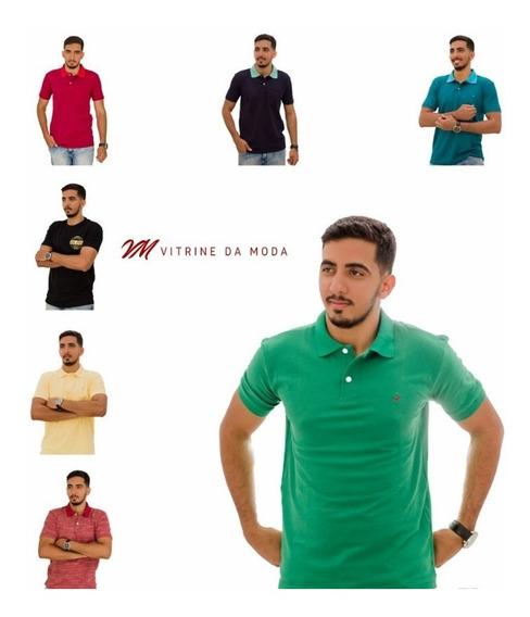 Kit Atacado 10 Polo + 5 Camisas Mc + 5 Camisas Ml Microleve