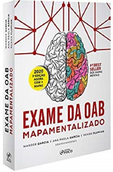 Exame Da Oab Mapamentalizado 3ª Ed. (2020) - Editora Foco