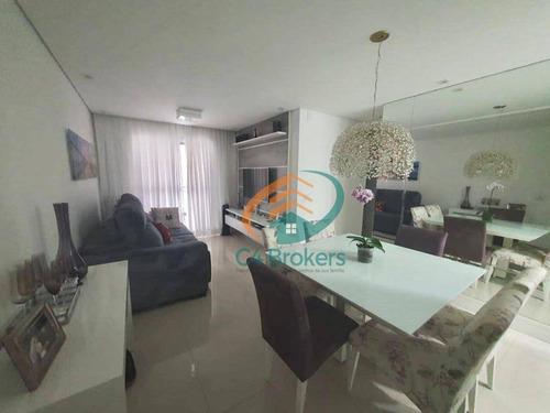 Imagem 1 de 30 de Apartamento Com 3 Dormitórios À Venda, 76 M² Por R$ 475.000,00 - Picanco - Guarulhos/sp - Ap2367