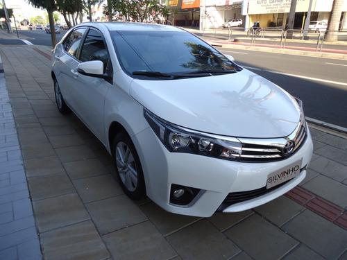 Imagem 1 de 14 de Toyota Corolla - 2016/2017 1.8 Dual Gli Multi-drive (flex)