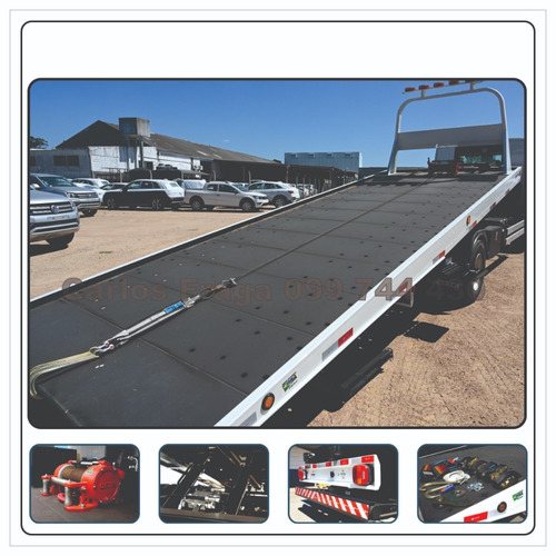 Carrocería Auxilio Hidráulica Engetruck Vw Mb Iveco Jmc Jac