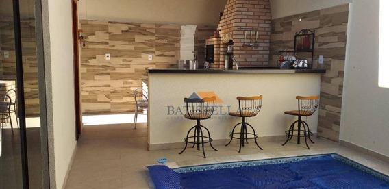 Casa Com 3 Dormitórios À Venda, 150 M² Por R$ 510.000 - Jardim Do Jequitibá - Limeira/sp - Ca0993