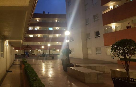 Depto. 86 M2, Sn Isidro Azcapotza., 2-hab 2-baños, 2-autos