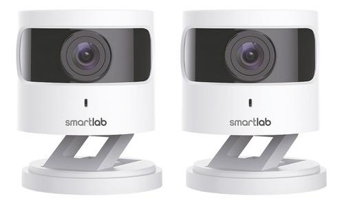 Kit De 2 Cámaras Smart Cam Full Hd  Smartlab