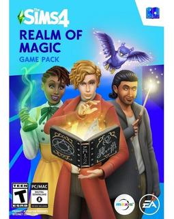 Sims 4 Colección Vida Isleña Moschino El Reino De La Magia