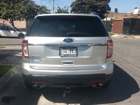 Ford Explorer Limited V6 Sync 4x4 Mt 2011 Autos Y Camionetas