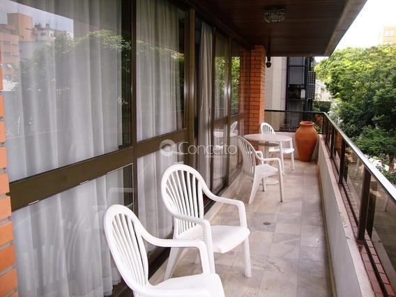 Apartamento Em Auxiliadora Com 3 Dormitórios - Co8306