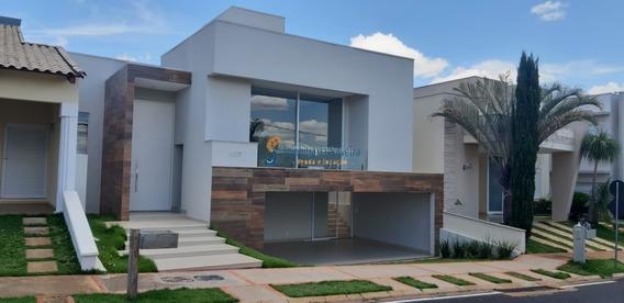 Casa Em Condomínio Fechado De Alto Luxo - Uberlândia - Mg - 5939