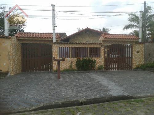 Casa A Venda No Bairro Centro Em Itanhaém - Sp.  - 908-1