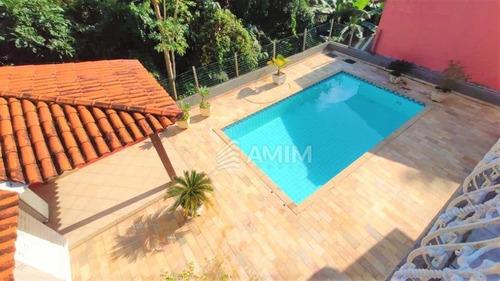 Imagem 1 de 3 de Casa Em Condomínio De Alto Padrão,  Em Camboinhas - Ca0774