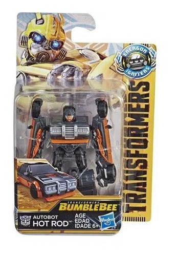 Transformers Energon Igniters - Hot Rod - Hasbro