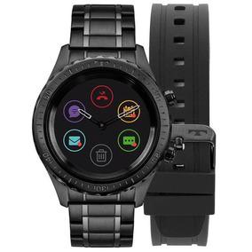Relógio Technos Masculino Smartwatch Preto / P01ab/4p