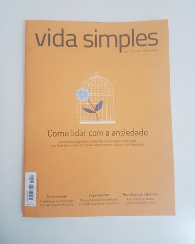 Revista Vida Simples - 216 (fev/2020) Lidar Com A Ansiedade