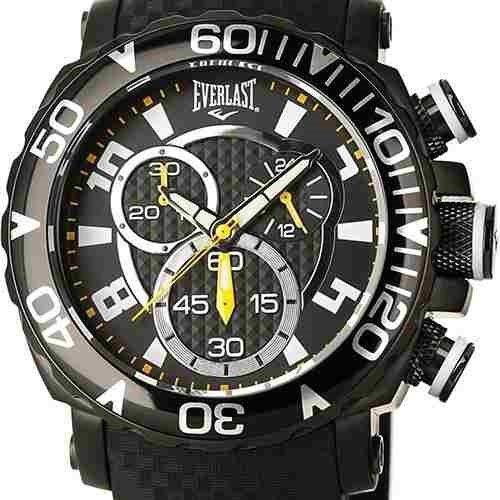 Relógio Everlast Masculino Analógico E183 Original Barato