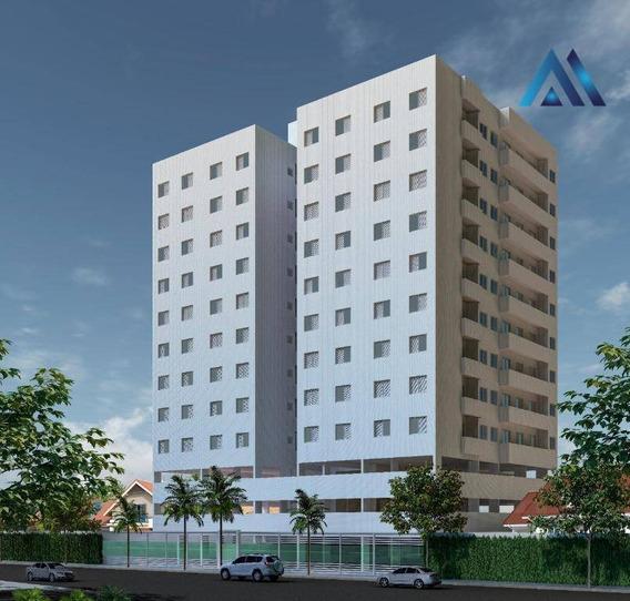 Apartamentos À Venda, 47 M² Por R$ 230.000 - Parque Bitaru - São Vicente/sp - Ap0549