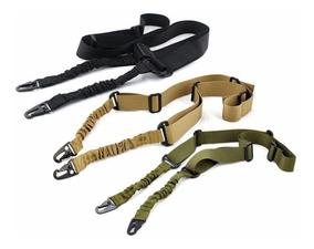 Portafusil Bungee 2 Puntos Tactico Militares Policias Caza