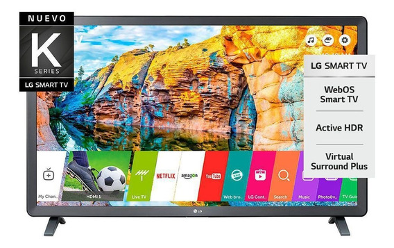 Smart Tv Led 32 Lg 32lk615b Hd Web Os 3.0