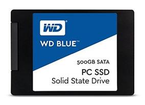 Ssd - Western Digital - 500gb - Wds500g2b0a