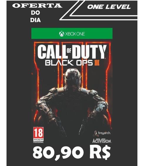 Call Of Duty Black Ops 3 Para Xbox One Online Sem Restrição