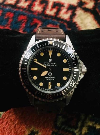 Relógio Steinhart Ocean One - Pulseiras Couro + Original
