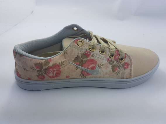 Sapatos Feminimo Sapatenis Casual Kit 6 Sapatilhas Tenis