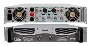 Skp 1220x Potencia 1200 Watt En 2 Ohm Con Crossover Incluido