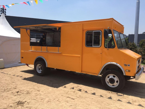Food Truck Gmc Americano