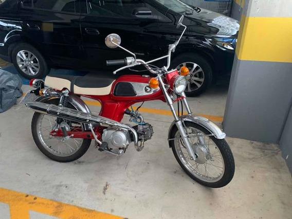 Honda Ss50 Ano 1972