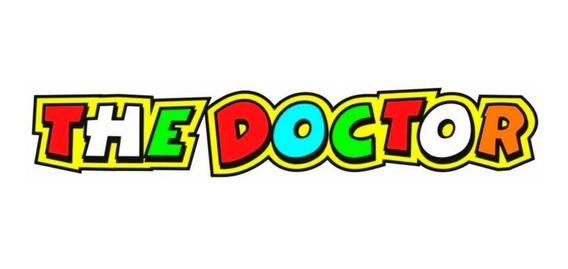 Adesivo The Doctor Valentino Rossi