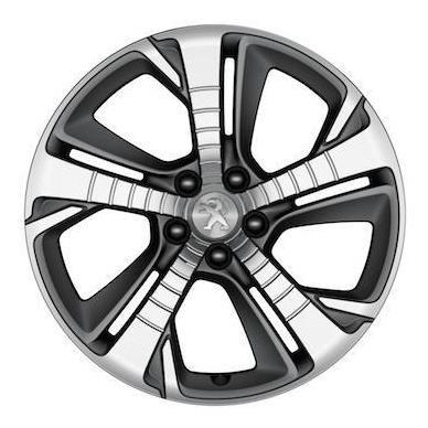 Llanta Aleación Osiris 17 Peugeot 308 1.6 Thp