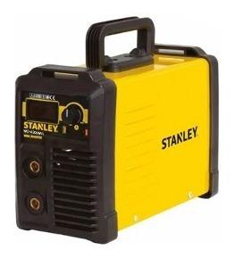 Soldadora Inverter 160 Amp Stanley Black & Decker
