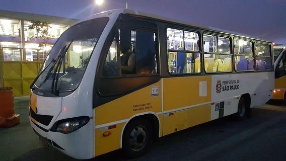 Microonibus Ibrava Vw9150 2011/2011 23l 2p Revisado Aurovel