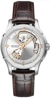 Hamilton Mens H32565555 Reloj De Corazon Abierto